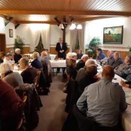 SPD Mitglieder Versammlung