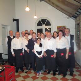 Gruppenfoto Hanne