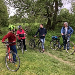 Lynack Fahrradtour Ansgar