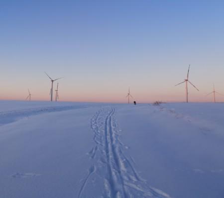 Windkraftanlagen AK umwelt