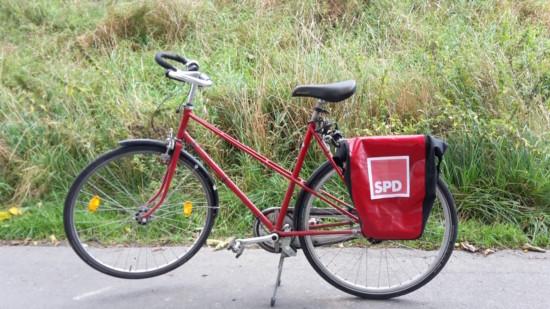 SPD Fahrrad