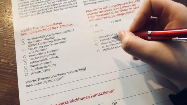 Kommunalpolitik Wunschzettel 2021