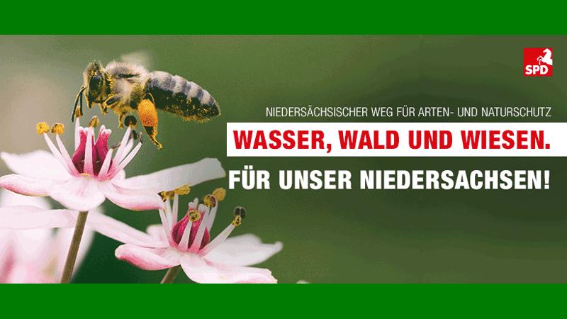 Nidersächsischer Weg Artenschutz
