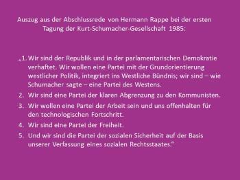 Abschlußrede Hermann Rappe