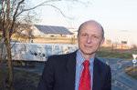 Bürgermeister Klaus Huchthausen