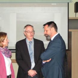 mit Minister Olaf Lies